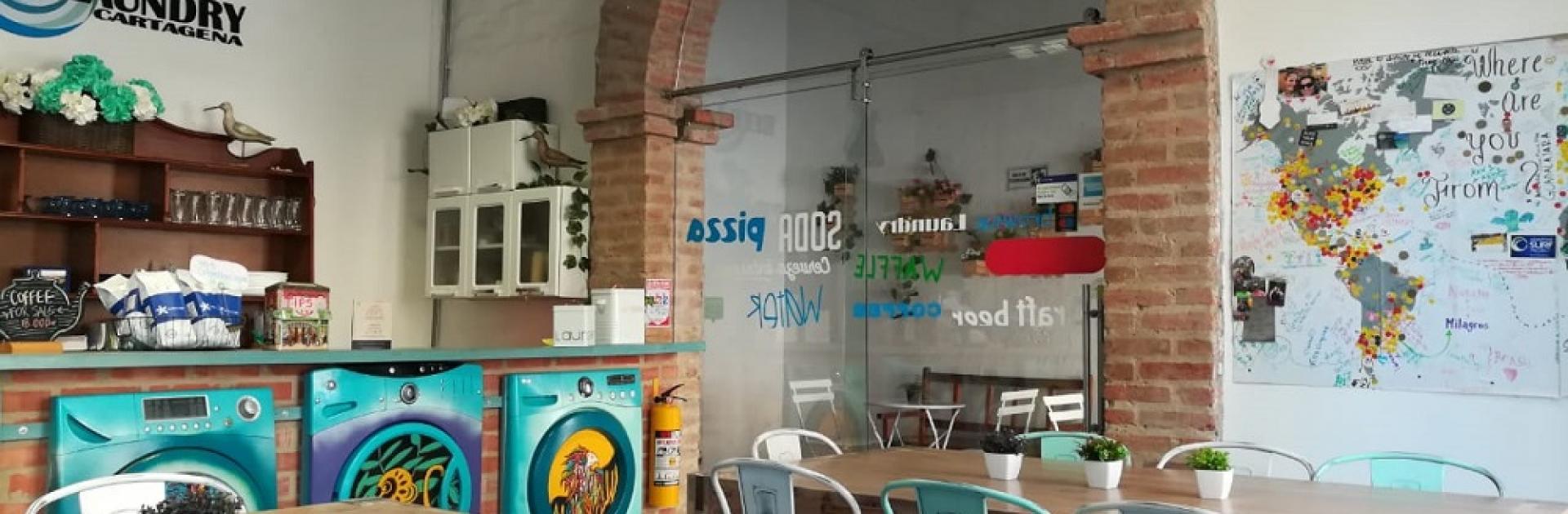 Beer and Laundry, restaurante Cartagena participante de Dónde Restaurant Week 2019, Cartagena de Indias