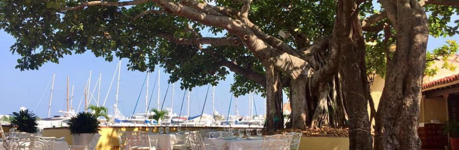 Restaurante Club de Pesca, participante de Dónde Restaurant Week 2019 en Cartagena