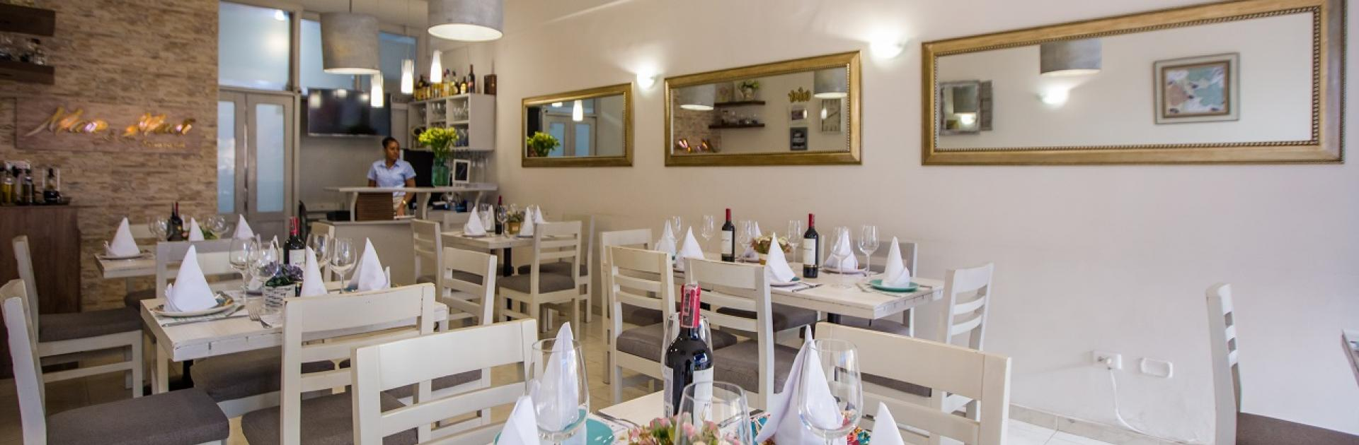 Restaurante Mare e Monti, participante de Dónde Restaurant Week 2019 en Cartagena de Indias