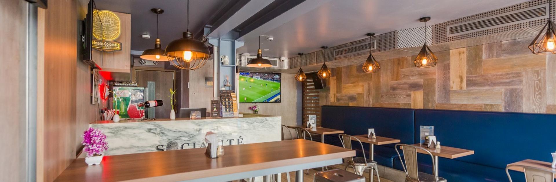 Restaurante Socialité, participante de Dónde Restaurant Week 2019 en Cartagena de Indias