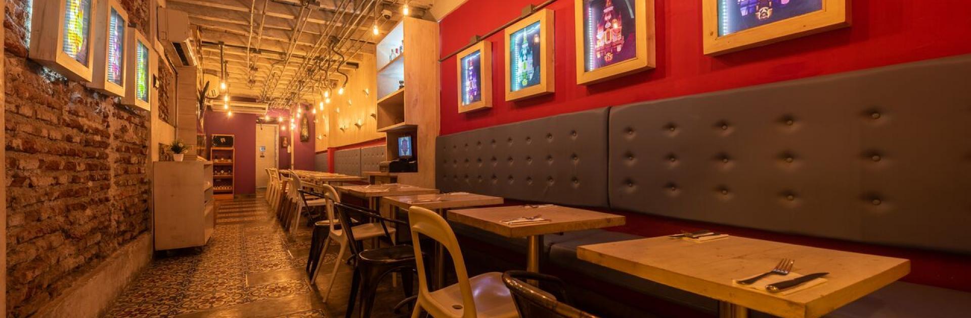 Restaurante La Catedral, participante de Dónde Restaurant Week 2019 en Cartagena de Indias