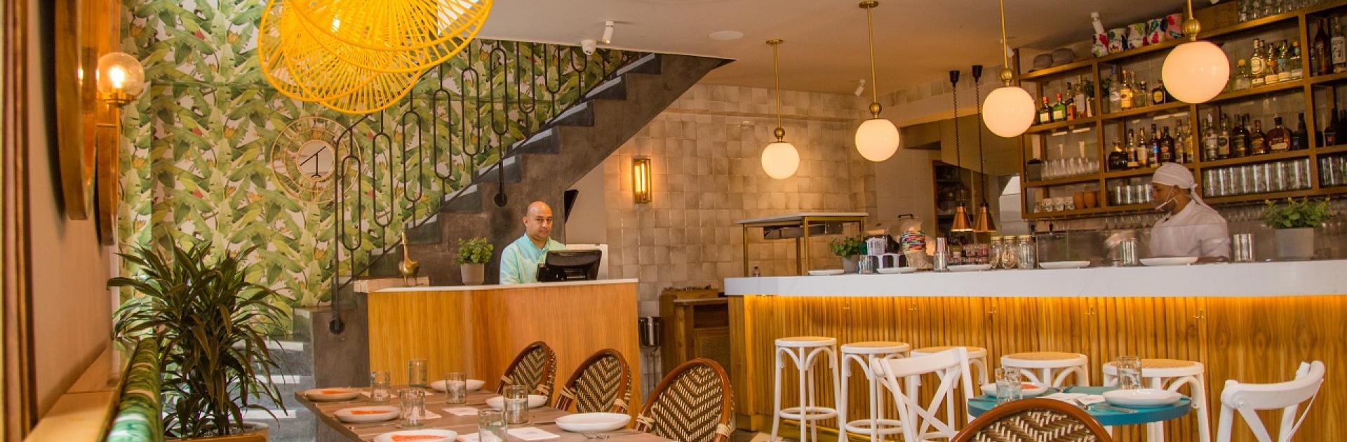 Buena Vida Marisquería y rooftop en Cartagena de Indias, participante de Dónde Restaurant Week Cartagena 2019