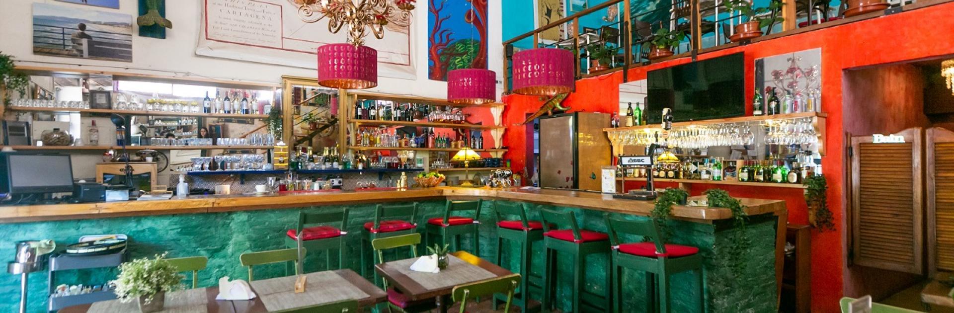 Anticuario Restaurante Santa María Del Mar, participante de Dónde Restaurant Week 2019 en Cartagena de Indias