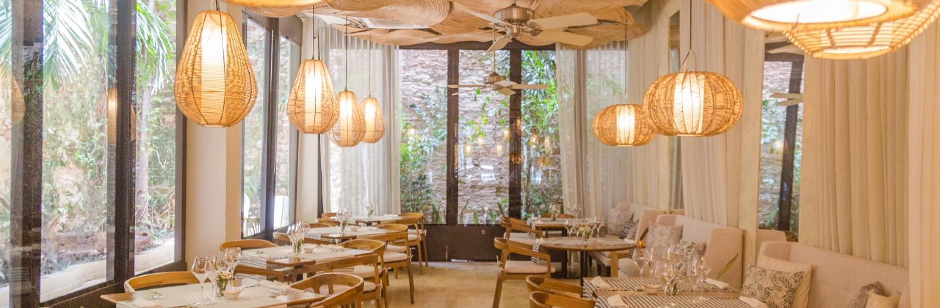 Restaurante Alyzia, participante de Dónde Restaurant Week Cartagena 2019
